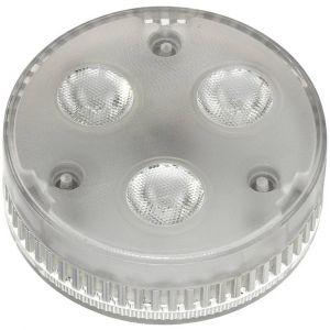 SLV 550092 GX53 Ampoule LED 4,2 W 35 ° rayonnement en verre Ange Éclairage clair, chaud