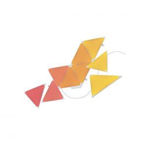 Nanoleaf Panneaux lumineux Shapes Triangles Kit -9PK