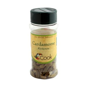 Cook Cardamome fruits bio 25 g