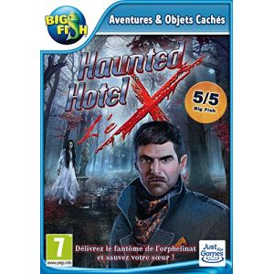 Haunted Hotel : L'eX [PC]