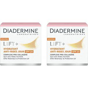 Diadermine Lift + - Hydratant anti-rides jour SPF20
