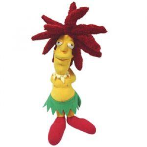 Peluche Simpson Sidshow Bob 31 cm