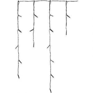 Polarlite PCU-02-001 - Guirlande lumineuse stalactites pour l'extérieur 31 V LED blanc chaud, blanc froid