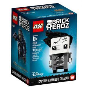 Lego 41594 Brickheadz - Captain Armando Salazar