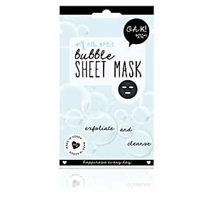 Oh k! Bubble sheet mask - Masque pour le visage