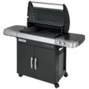 Campingaz 3 Series RBS LD Vario - Barbecue gaz avec grille Culinary + plancha fonte