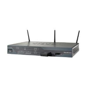 Cisco C881W-E-K9 - Routeur 881W WiFi 802.11n Draft 2.0 4 ports Ethernet