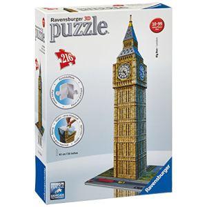 Ravensburger Puzzle Ball Big Ben 216 pièces