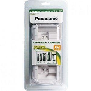 Panasonic Chargeur de piles UNIVERSAL