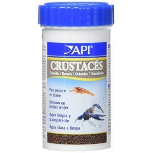 API Fishcare Alimentation crustacés sous forme de granulés pour poisson 51 g