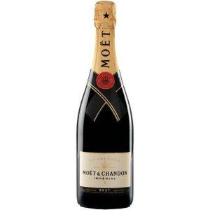 Moët et Chandon Champagne Brut Impérial Avec Etui - Occasion