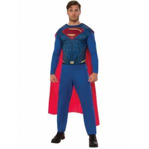 Rubie's déguisement officiel Déguisement Superman Adulte, Hommes Taille XL I 820962XL