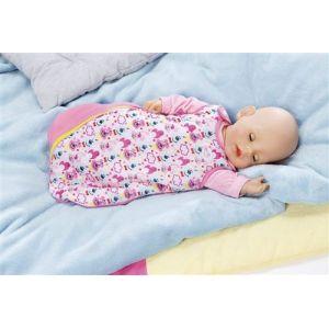 Zapf Creation Baby Born 824450 Sac de Couchage poupée Accessoire