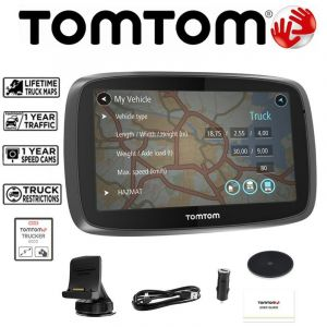 TomTom Trucker 6000 Lifetime Edition - GPS camion