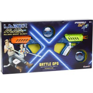 Silverlit Lazer Mad Battle Ops