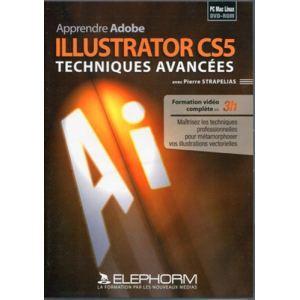 Image de Adobe Illustrator CS5 : Techniques avancées [Windows]