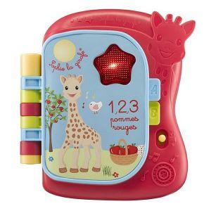 Vulli Livre musical et lumineux Sophie la girafe