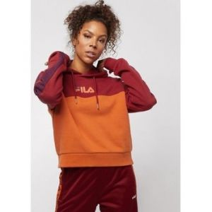 FILA Sweat-shirt Sweat à capuche tricolore LANDERS rouge - Taille EU S,EU L