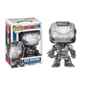 Funko Figurine Pop! Marvel : Civil War Machine 128