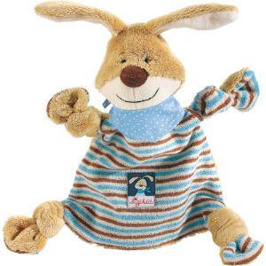 Sigikid Doudou Lapin Semmel Bunny 27 cm