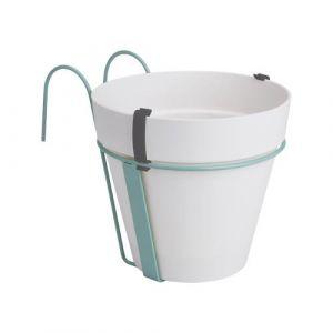 Loft Elho® Urban Pot avec support all-in-1 blanc
