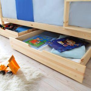 TICAA Set de tiroir pour lits à étage