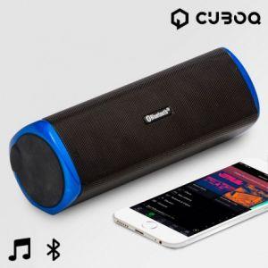 CuboQ Power Bank- Enceinte Bluetooth Portable