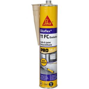 Sika Mastic colle flex 11 FC+ Evolution - Beige - 300ml