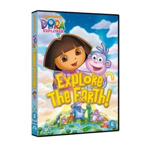 Dora The Explorer : Explore The Earth
