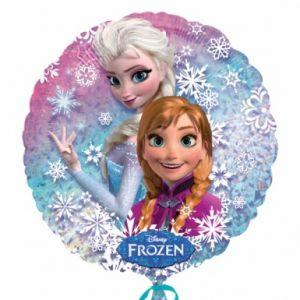Ballon en aluminium La Reine Des Neiges