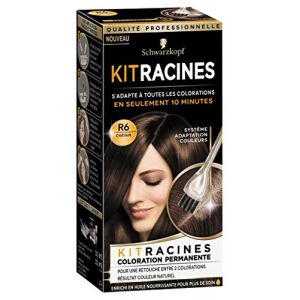 Schwarzkopf Kit racines R6 Chatain
