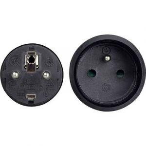 Perel Rallonge - 3 M - Noir - 3G1.5