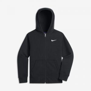 Nike Sweatà capuche entièrement zippé Sportswear pour Enfant - Noir - Taille XS - Unisex