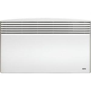 AEG WKL503S - Radiateur mural 500 Watts avec thermostat mécanique