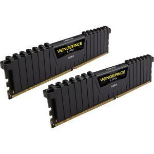 Corsair CMK16GX4M2A2133C13 - Barrettes mémoire Vengeance LPX 16 Go (2x 8 Go) DDR4 2133 MHz CL13 DIMM