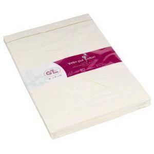 G. Lalo 20 enveloppes 16,2 x 22,9 cm