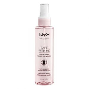 NYX Cosmetics Bare with me - Préparer - Fixer - Rafraîchir