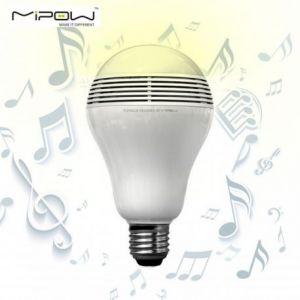 Mipow Ampoule LED Playbulb avec haut parleurs Bluetooth