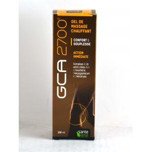 Sante verte GCA 2700 - Gel de massage chauffant