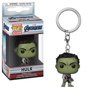 Funko Porte Clé Marvel Avengers Endgame - Hulk Pocket Pop 4cm