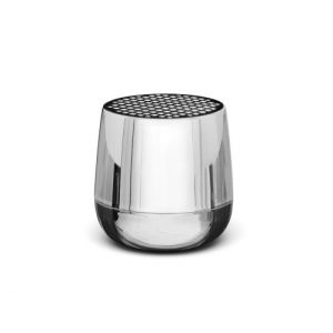 Lexon MINO+ SPEAKER BT -METALLIC CHROME - Enceinte sans fil