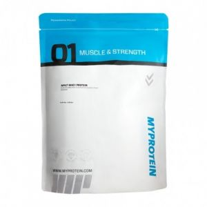 Myprotein Impact Whey Protein, Banane caramélisée, Poche, 5 kg