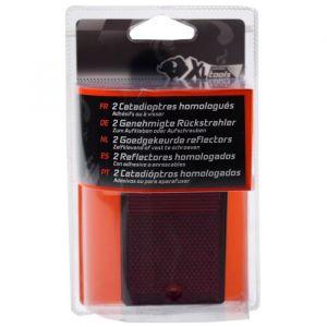 XL Perform Tools XLPT 2 catadioptres homologués rouges