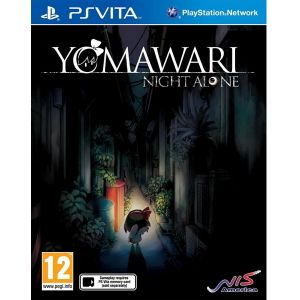 Yomawari : Night Alone + htoL#NiQ : The Firefly Diary [PS Vita]