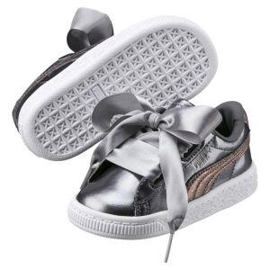 Puma Chaussures enfant BASKET HEART LUNAR LUX INF