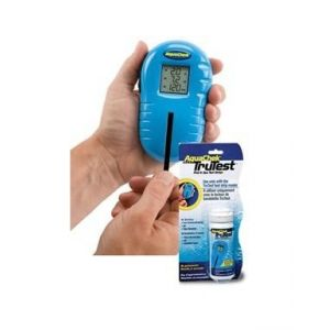 AquaChek Pack Testeur électronique digital TruTest + 50 Bandelettes analyse