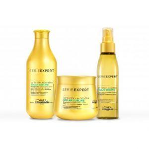 L'Oréal Pack Serie Expert Solar Sublime Shampooing Masque et Spray protecteur