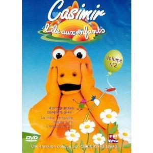 Casimir : L'île aux enfants - Volume 2
