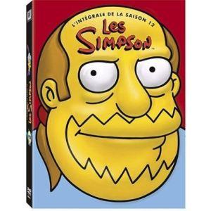 Les Simpson - Intégrale Saison 12