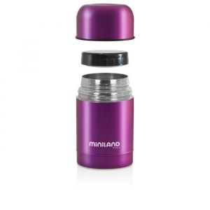 Miniland Baby Colour Thermo 0,6 L - Thermos pour alimentation